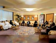 <span>ADFD discusses collaboration opportunities with Pan-African ..