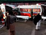 Four people killed as passenger bus overturns in Rajanpur