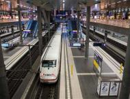 Long-Distance Train Traffic in Germany Halted Due to Strike Over  ..