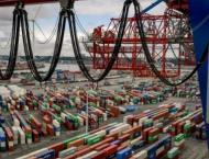 German trade surplus shrinks amid global tensions