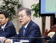 President Moon orders safety checks on train services following K ..