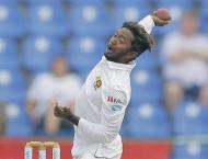 Sri Lanka's Dananjaya suspended from bowling: ICC