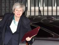 May heads to Europe in bid to save Brexit deal under fire