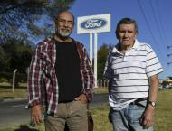 Verdict expected in Ford 'Dirty War' trial in Argentina