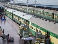 New passenger train Rahman Baba Express  ready to run from Decemb ..