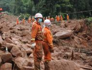 Death toll in southwest China landslide rises to 5