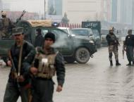 Four policemen killed in Kabul suicide attack