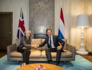Dutch Prime Minister Describes Tuesday Talks With May as 'Useful'
