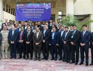 Regional counterparts discuss ways to effectively combat drug tra ..