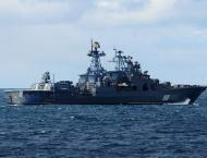 Russian Severomorsk Destroyer Makes Port Call in Djibouti - North ..
