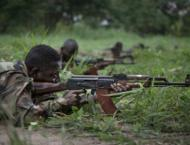France ships 1,400 assault rifles to C.Africa army