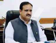 Punjab Chief Minister Sardar Usman Buzdar vows to make Punjab rol ..