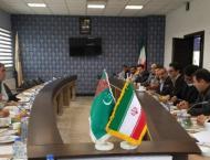 Turkmenistan railways welcomes Iranian trains