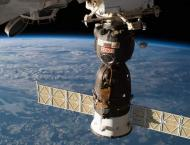 Russian Cosmonauts Venture Outside ISS to Inspect Hole in Soyuz M ..