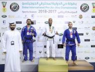 Dubai International Pro Jiu-Jitsu Championship to kick off Friday