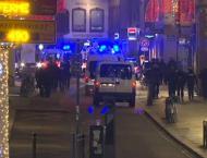 Gunman at Large After 3 Killed, 13 Injured in Strasbourg Shootin ..