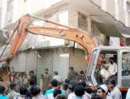 Supreme Court (SC) orders continuation of ongoing anti-encroachme ..
