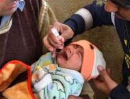 Special focus on 25 high risk areas in anti-polio drive