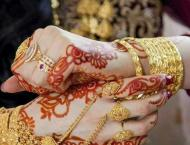 Pakistani Bride's attire imperfect without addition of 'Bangels'  ..