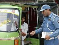 City Traffic Police (CTP)  issues 24,500 driving licenses