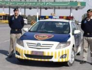 National Highways and Motorway police (NHMP) reunites a child wit ..