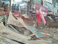 Anti-encroachment drive continues in Abbottabad