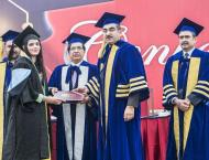 Pro-Chancellor chairs 10th UVAS Convocation; 1,417 graduates awar ..