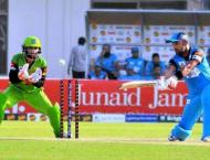 Lahore Blue wins match of National T20 cup