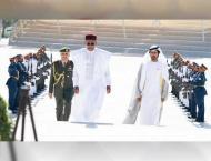 President of Niger visits Wahat Al Karama
