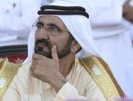 Mohammed bin Rashid attends wedding