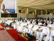 2nd Maritime security workshop commences at Pakistan Navy War Col ..