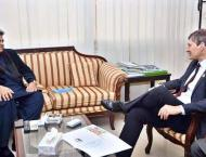 Chaudhry Fawad Hussain hails UN efforts to make world better, pea ..
