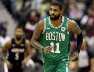 Irving shines as Celtics beat Wizards to win seventh straight
