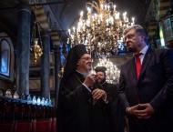 US Encourages Poroshenko's, Constantinople's Steps Toward Church  ..