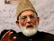 India has converted Kashmir into hell, says Gilani