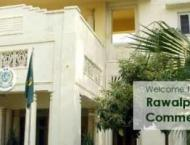 Rawalpindi Chamber of Commerce and Industry, Chinese company to p ..
