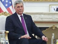 US Ambassador Calls Planned Vote on Kosovo Army 'Historic'