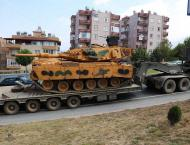 Turkey Deploys Armored Vehicles Closer to Syrian Border - Reports