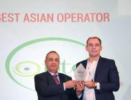 PTCL wins award for Best Asian operator