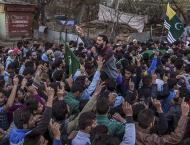 'Kashmiri youth' sacrifices giving impetus to freedom struggle'