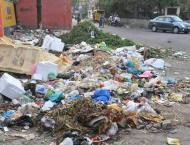 Unhygienic conditions in several localities make life miserabile  ..