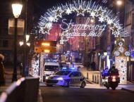 Strasbourg reopens Christmas market after gunman killed