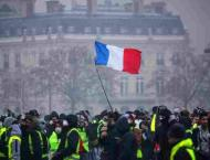 French Trade Unions Stage Protests in Paris on Friday to Demand W ..