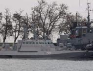 US, Ukraine navy heads meet after Russia ship seizure