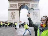 Israeli 'Yellow Vests' Protesters, Lawmakers Rally Against High L ..