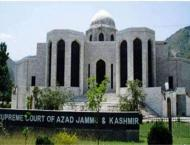 Two separate Mirpur circuit benches of AJK High Court start heari ..