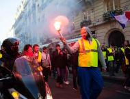 Business worries for France ahead of new 'yellow vest' protests