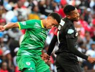 Football: CAF Champions League round-of-30 first leg results Frid ..