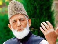 India using brutal tactics to suppress Kashmiris' struggle: Syed  ..