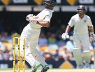 Australia v India second Test scoreboard